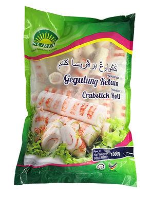 Suria Crabstick Roll 1KG