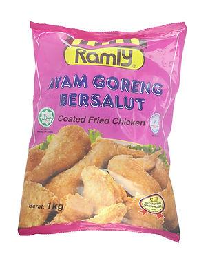 Ramly Coated Fried Chicken 1KG