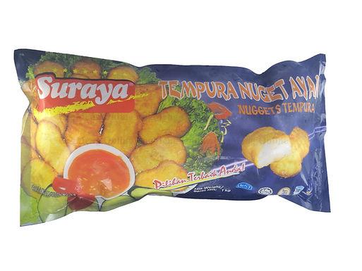 Suraya Chicken Nuggets Tempura 1KG