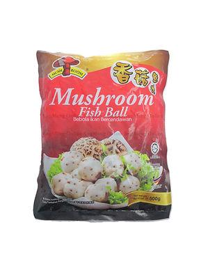 Mushroom's Mushroom Fish Ball 香菇鱼丸 500G
