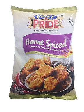 First Pride Tempura Chicken Nugget 800G (Spicy Taste!!!)