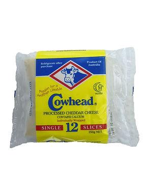 Cowhead Cheese Slides 250G (12 Pieces)