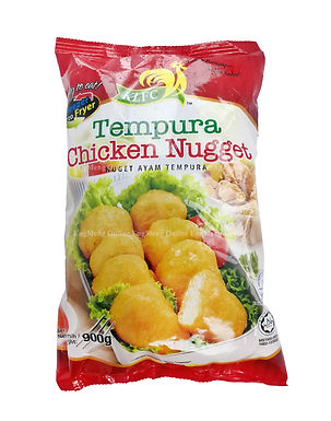 KLFC Chicken Nugget Tempura 1KG