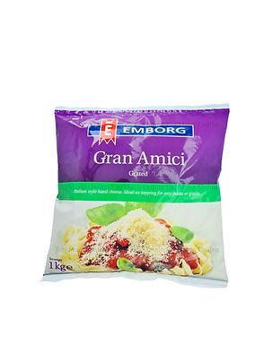 Emborg Gran Amici Grated (Cheese Powder)1KG