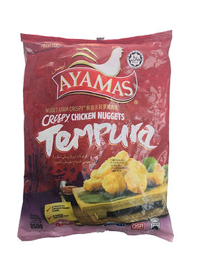 Ayamas Crispy Tempura Chicken Nuggets 850G