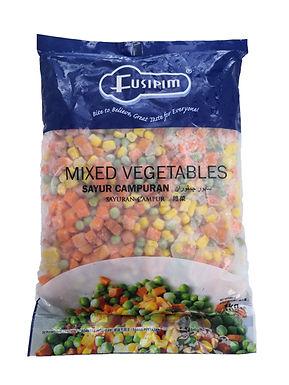 Fusipim Mix Vegetable 1KG