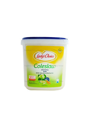 Lady's Choice Coleslaw Dressing 3L