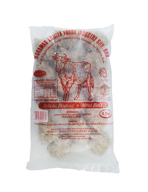 Mohamad Beef Ball (L Size) 1KG