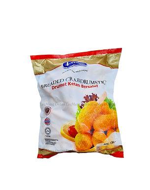 Fusipim Breaded CrabDrumstick 1.5KG