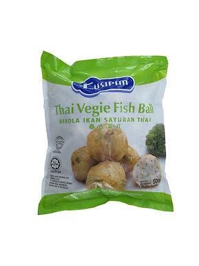Fusipim Thai Vegie Fish Ball 500G