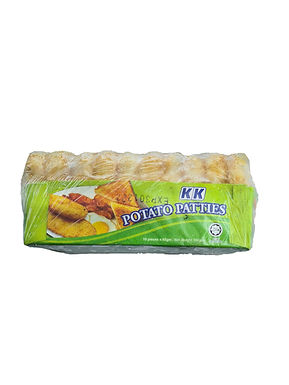 KK Potato Patties 650G (10 pcs)