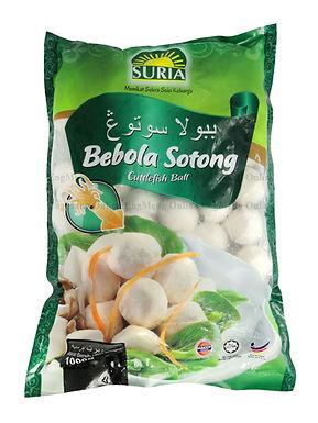 Suria Cuttlefish Ball 1KG