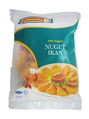 Purnama Fish Nugget 1KG