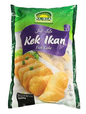 Suria Fried Fish Cake 1KG