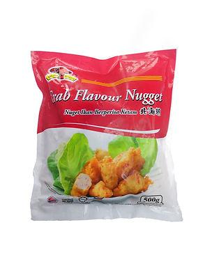 Mushroom Crab Flavour Nugget 北海翅 500g