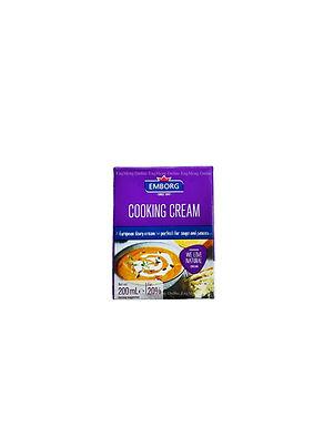 Emborg Cooking Cream 200ml