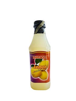 Mimosa Lemon Syrup 1 Litre