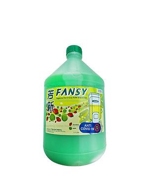 GreenChem Fansy Hygience Hand Soap Refill 3.3Litre