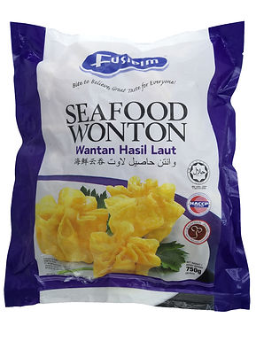 Fusipim Seafood Wonton 750G