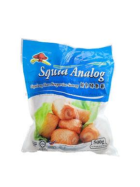 Mushroom Squid Analog 鱿鱼卷 500G