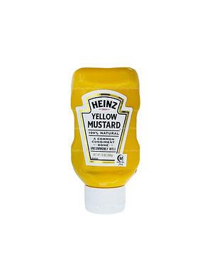 Heinz Yellow Mustard 368G