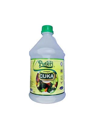 Puteri Vinegar 2.5KG