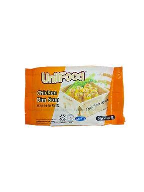 UniiFood Chicken Dim Sum 400G (20 Pieces)