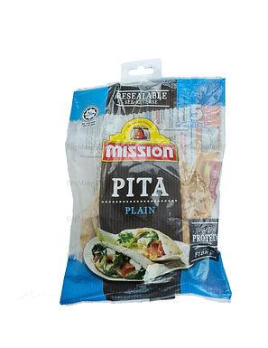 Mission Bread Pita Plain