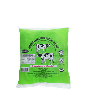 Mohamad Beef Ball (M Size) 500G