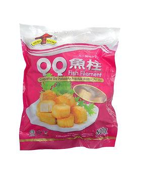 Mushroom QQ Fish Filament 500G