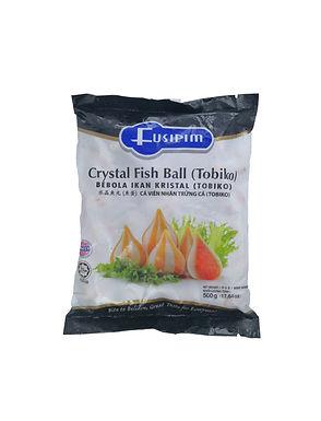 Fusipim Crystal Fish Ball (Tobiko) 500G