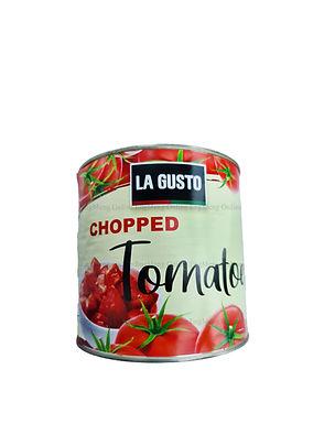 La Gusto Chopped Tomatoes 2.55KG