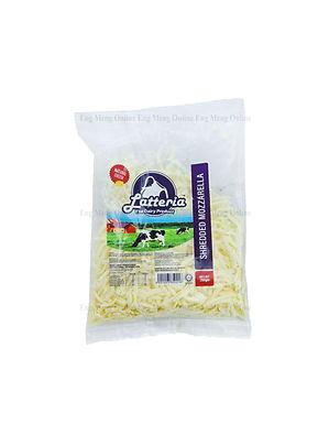 Latteria Shredded Mozzarella 200G