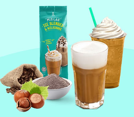 GFB Mix-Lah Hazelnut Coffee 1KG