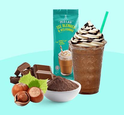 GFB Mix-Lah Hazelnut Chocolate 1KG
