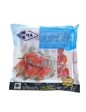 Kanika Unbreaded Crab Flavoured Claw 450 G