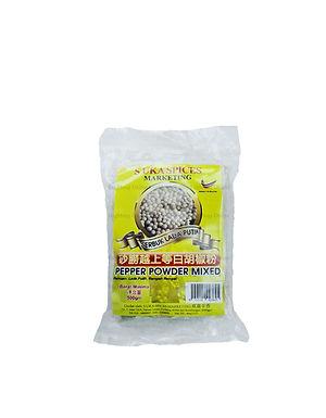 Suka Sarawak White Pepper Powder 500G