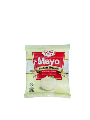 Telly Mayo All Purpose Dressing 1Litre