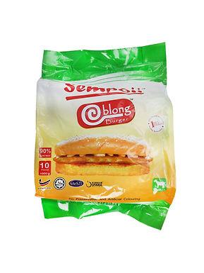 Sempoi Lamb Burger Oblong 1KG (10 Pieces)