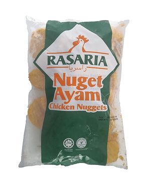 Rasaria Chicken Nugget 1KG