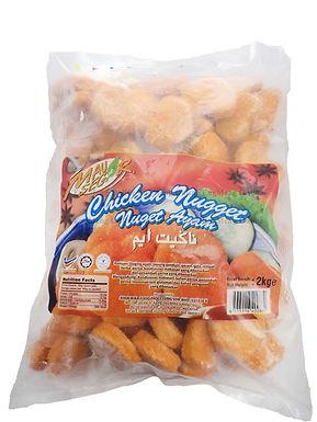 Mau Segar Chicken Nugget 2KG (Party Package!!!)