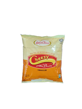 Lady's Choice Cheezy Flavoured Dressing 1Litre