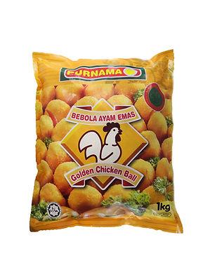 Purnama Golden Chicken Ball 1 KG