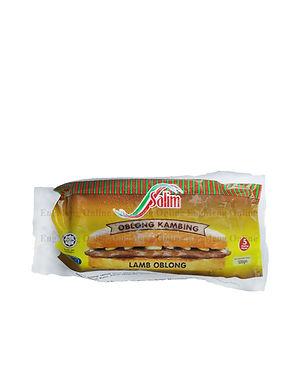 Salim Lamb Burger Oblong 500G (5 Pieces)