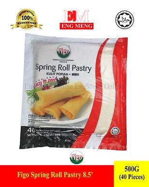 Figo Spring Roll Pastry 8.5'