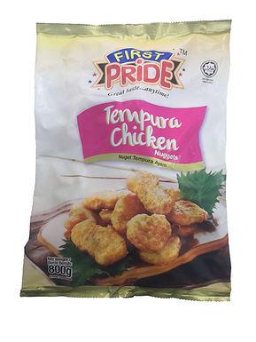 First Pride Tempura Chicken Nugget 800G (MCD Taste!!!)