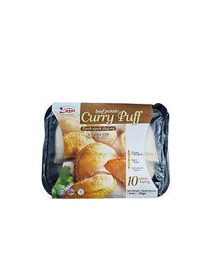 Lazat Beef Potato Curry Puff 300G (10 Pieces)