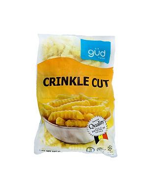 Gud Crinkle Cut 1KG
