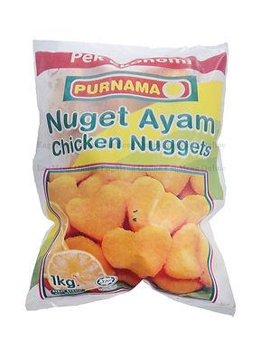 Purnama Chicken Nugget Economy 1KG