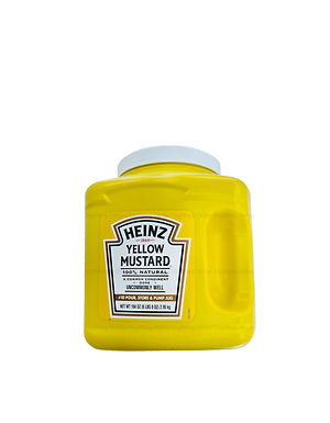 HEINZ Yellow Mustard 2.95KG